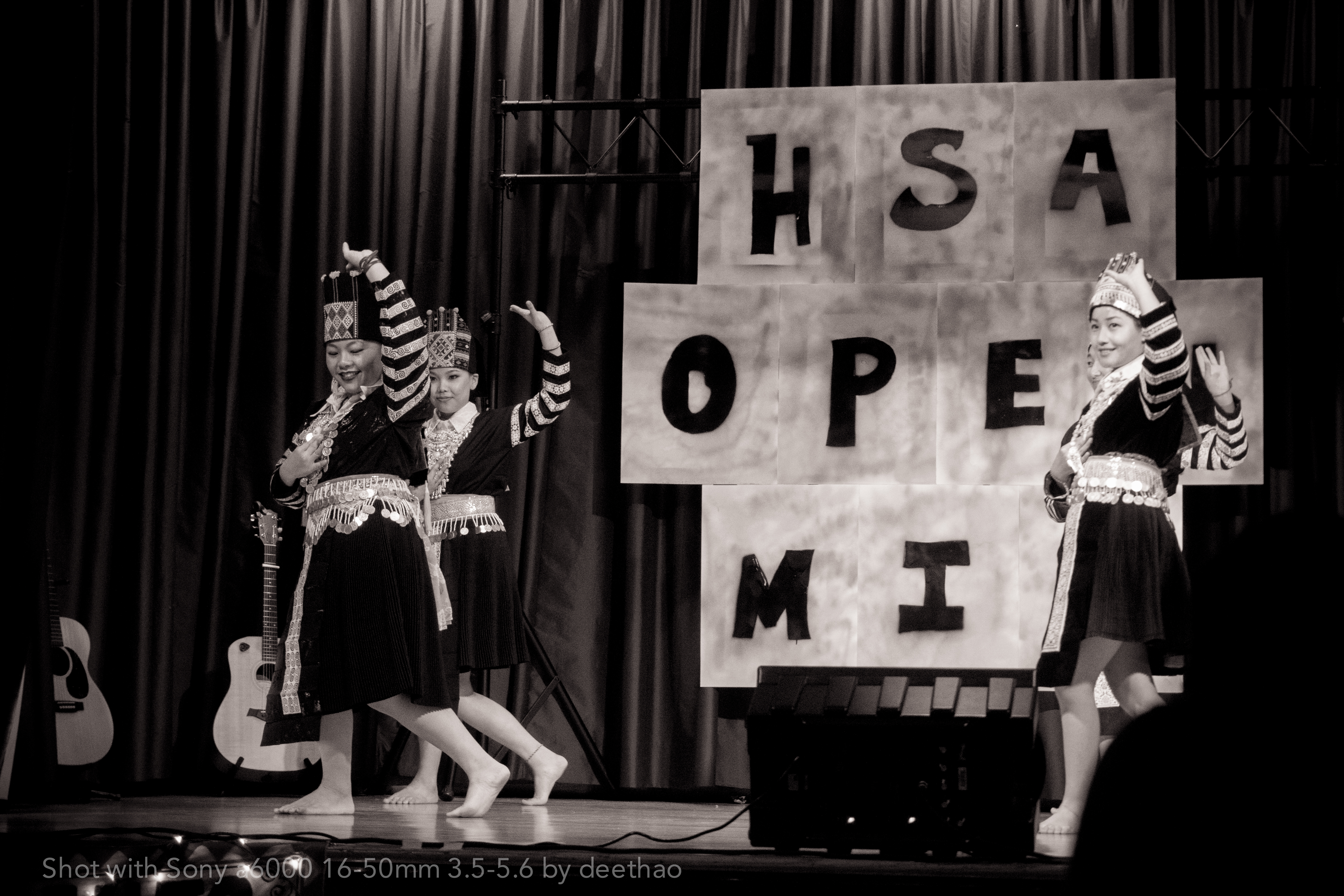 Hmong Student Association Open Mic