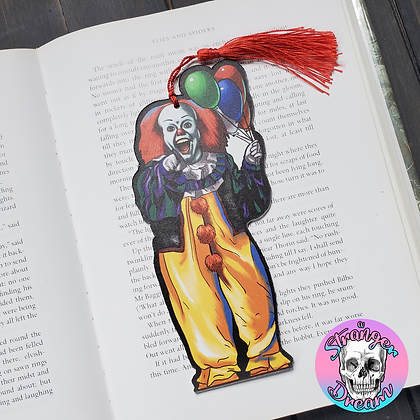 Kill you all! - Double Sided Bookmark