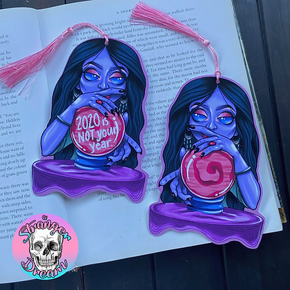 Psychic - Double Sided Bookmark