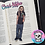 Thumbnail: Author Series - Chad Lutzke - Double Sided Bookmark