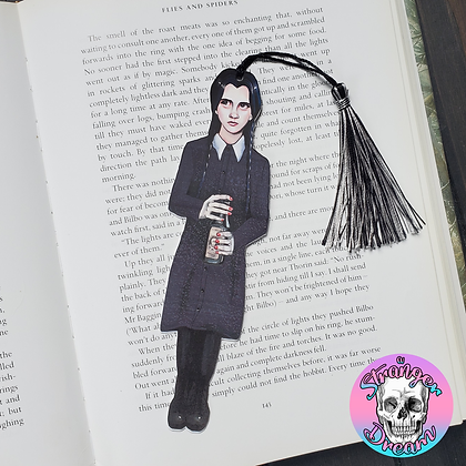 Wednesday - Double Sided Bookmark