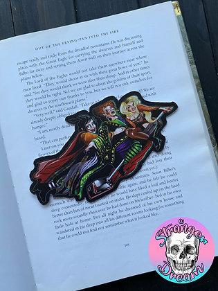 Sistaaaahs! - Double Sided Bookmark