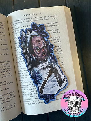 Frozen Jack - Double Sided Bookmark
