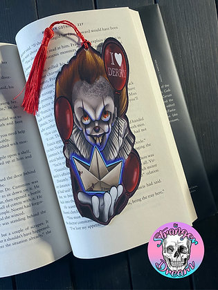 I ♥ Derry - Double Sided Bookmark