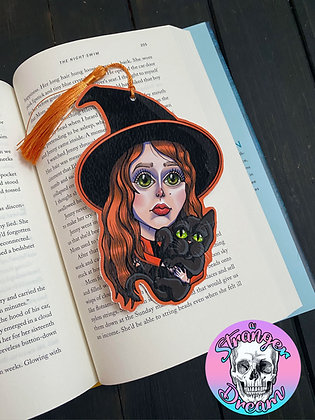 Dani & Binx - Double Sided Bookmark with Tassel
