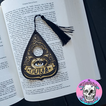 Planchette - Double Sided Bookmark