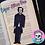 Thumbnail: Author Series - Edgar Allan Poe - Double Sided Bookmark