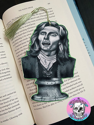 Lestat - Double Sided Bookmark with Tassel