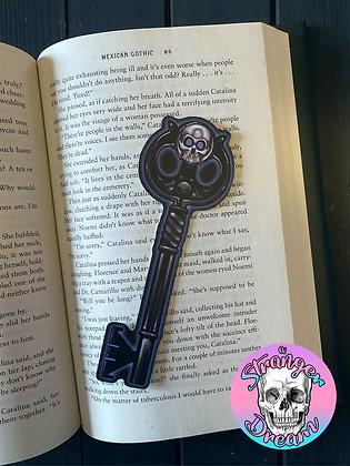 Key  - Double Sided Bookmark