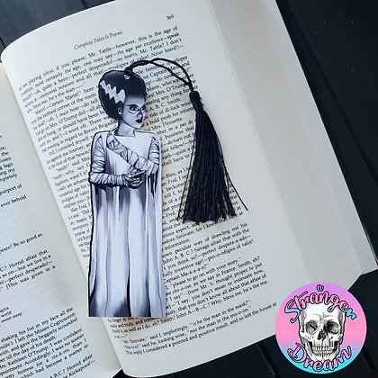 Bride of Frankenstein - Double Sided Bookmark