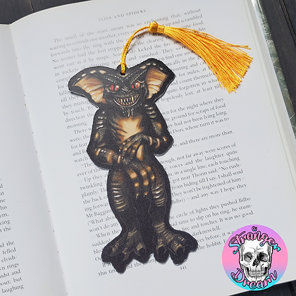 Gremlin - Double Sided Bookmark