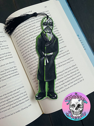 Invisible Man - Double Sided Bookmark