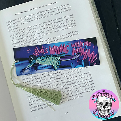 What's Wrong With Me Mommy? - Double Sided Bookmark