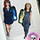 Thumbnail: Cat Scully's Jennifer Strange - Double Sided Bookmark - TWO SIDES