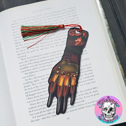 Severed Arm Nightmare Edition - Double Sided Bookmark