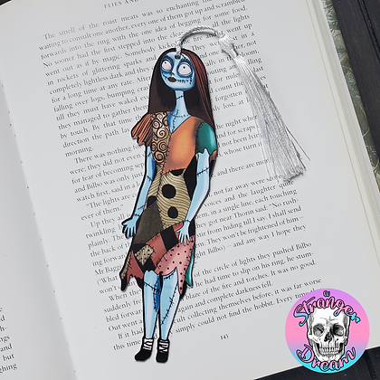 Ragdoll - Double Sided Bookmark