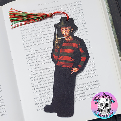 Nightmare - Double Sided Bookmark