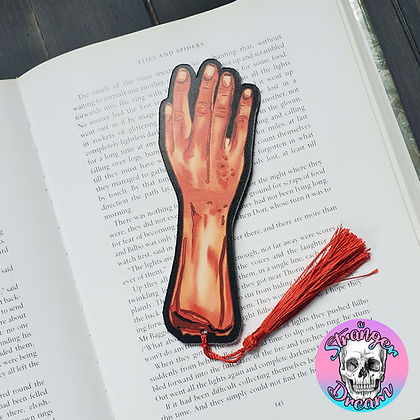 Severed Arm - Double Sided Bookmark