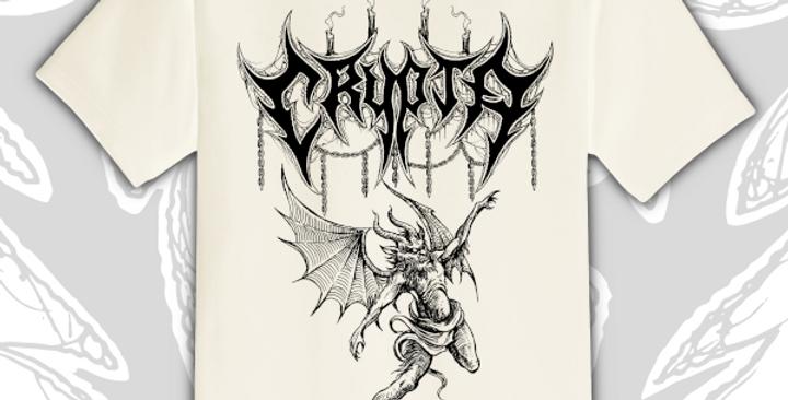 Camiseta Demon (Cor Cru)