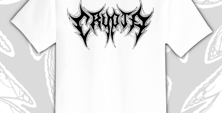 Camiseta Logo (Branca)