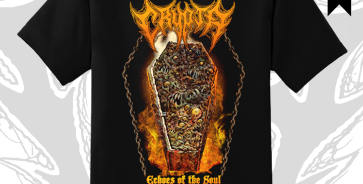 """Camiseta """"Echoes of the Soul"""""""