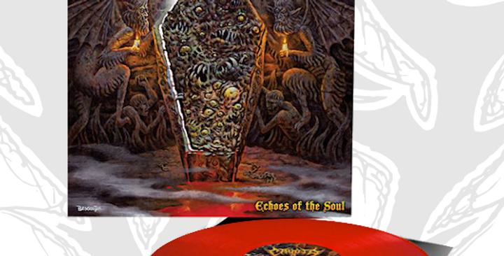 Vinil Echoes of the Soul (vermelho)
