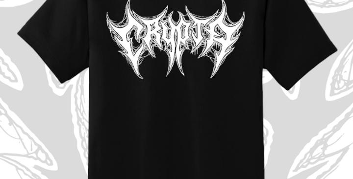 Camiseta Logo (Preta)