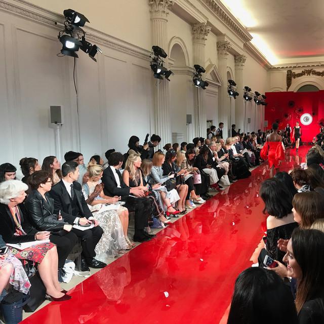 Asian Fashion at the Palace