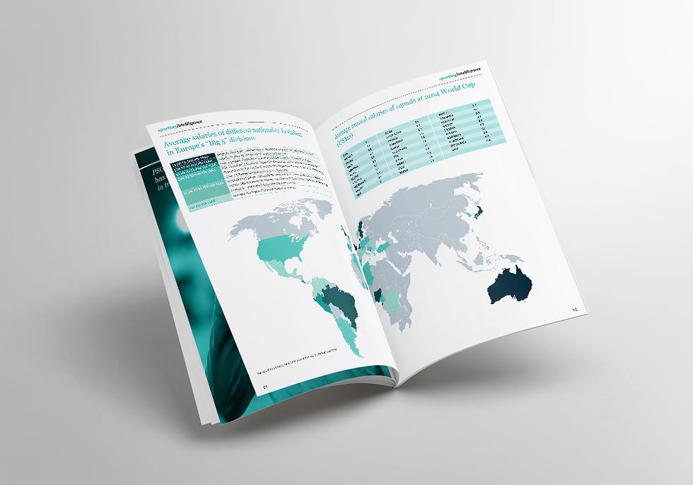 Global Sports Salaries Report