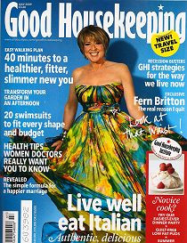 Think Yourself Thin - Natural Health Magazine Article May 2009