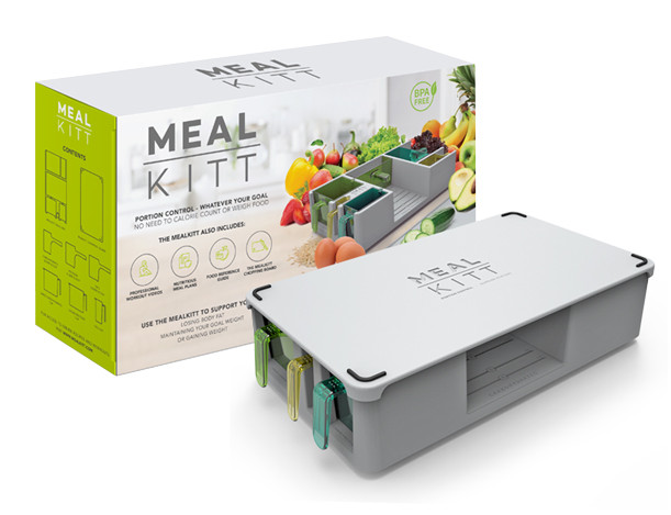 MealKitt Branding, Packaging and Website Design