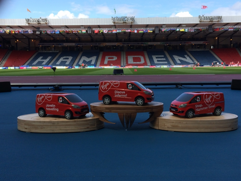 Virgin-Media-5th-scale-On-the-winners-rostrum-Hampden-Park-Commonwealth-Games