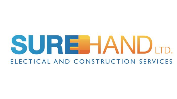Sure Hand Ltd Branding
