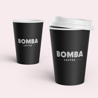 Bomba Coffee Branding