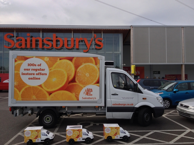 Sainsburys-sponser-Long-Throw-recovery-vehicles-2013-season-novus-models