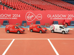 Ford-Transit-and-Virgin-Media-at-the-start-line-of-the-Commonwealth-Games-1