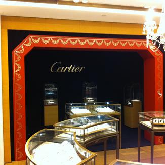 Cartier Harrods