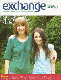 How Hypnotherapy Can Help People with Eczema Exchange Magazine June 2008