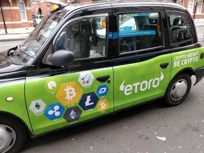 eToro London takeover
