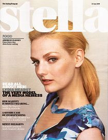 Shopaholics - The Sunday Telegraph Stella Magazine June 2009
