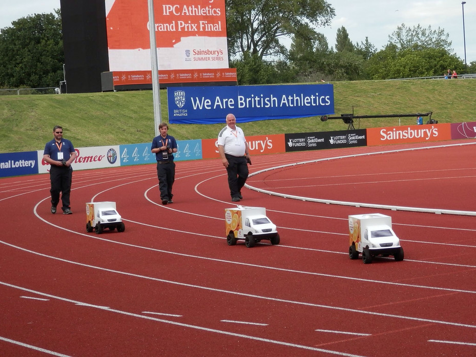 Sainsburys Diamond League Birmingham 2013