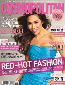 Your Health Problems Solved  Cosmopolitan Magazine Feb 2010