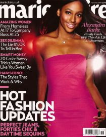 The New Addictions Marieclaire Magazine Nov 2009