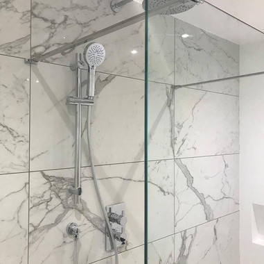 Shower & Screen Installation
