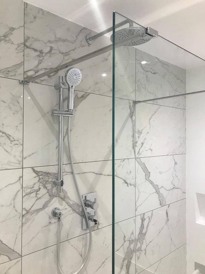 Shower & Screen Installation