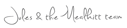 Jules & The MealKitt Team Logo