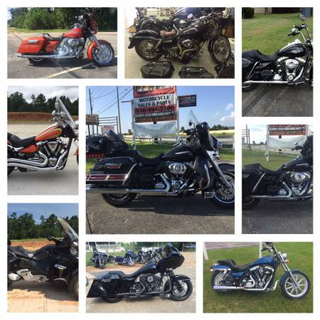 Faith Cycles Used Motorcylces Services Parts Conroe Texas