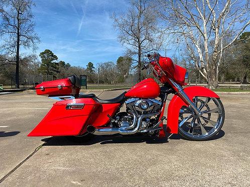 "2010 Harley Davidson Custom Bagger 26"" Wheel"