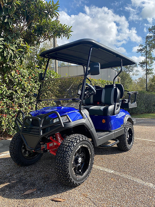 2020 EV TITAN 4 Seater Golf Cart Lithium