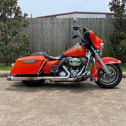 2012 Harley Davidson Touring Bagger FLHTK